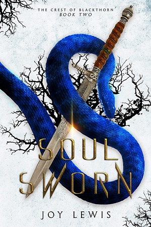 Book Cover: Soul Sworn